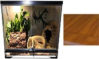Террариум eGodim Exotica (40л, коричневый) -