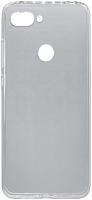 Чехол-накладка Volare Rosso Clear для Mi 8 Lite (прозрачный) -