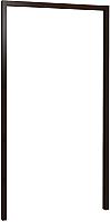 Паспарту для шкафа Глазов Bauhaus 51 (орех шоколадный) -