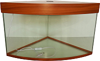 Аквариум eGodim Sharm (100л, коричневый) -