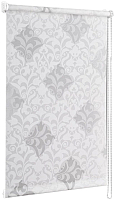 Рулонная штора Delfa Сантайм Глория СРШ-01М 2910 (48x170, белый/серебристый) -