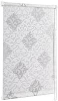 Рулонная штора Delfa Сантайм Глория СРШ-01М 2910 (81x170, белый/серебристый) -