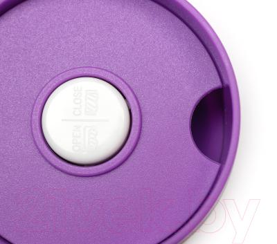 Термокружка 21vek 1186/1 (фиолетовый)