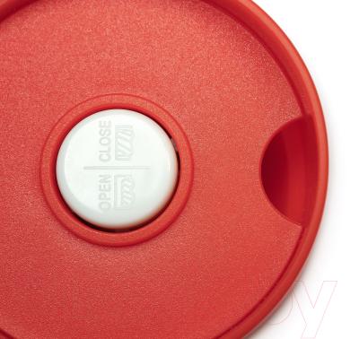 Термокружка 21vek 1186/2 (красный)