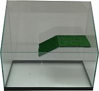 Акватеррариум eGodim Rio (30л, черный) -
