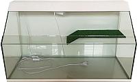 Акватеррариум eGodim Rio (70л, белый) -