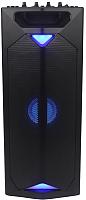 Микросистема Telefunken TF-PS2203 (черный) -