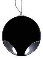 Потолочный светильник Ozcan Bowling 4102-1 E27 1x60W (черный) -