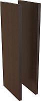 Стенка боковая ТерМит Приоритет К-947 (2 шт, венге) -