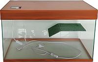 Акватеррариум eGodim Classic (50л, коричневый) -