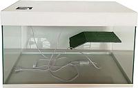 Акватеррариум eGodim Classic (50л, белый) -