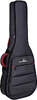 Чехол для гитары Crossrock CRSG107CGY -