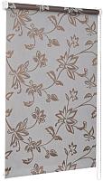 Рулонная штора Delfa Сантайм Глория СРШ-01М 227 (52x170, лилия) -