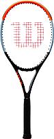 Теннисная ракетка Wilson Clash 100 Tour Tns Frm 3 / WR005711U3 -
