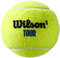 Набор теннисных мячей Wilson Tour Premier All CT 3 BALL CAN / WRT109400 -