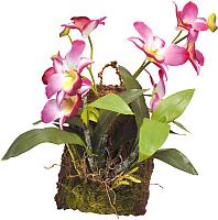 Декорация для террариума Lucky Reptile Hanging Orchid / IF-18 (розовый) -