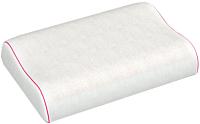 Ортопедическая подушка Askona EcoGel Contour Pink -