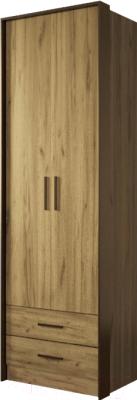 Шкаф Сакура Джулия №22 (дуб табачный)