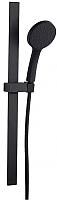 Душевой гарнитур Iddis Slide SLI1FB0i16 (черный) -