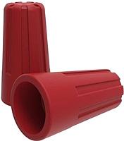 Изолирующий зажим Rexant 07-5220 (100шт, красный) -