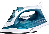 Утюг Sinbo SSI 6604 (синий/белый) -