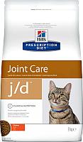 Корм для кошек Hill's Prescription Diet Joint Care j/d (2кг) -