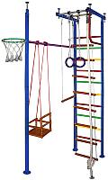 Детский спортивный комплекс Вертикаль Вертикаль-10М -