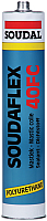 Клей-герметик Soudal Soudaflex 40FC (310мл, черный) -