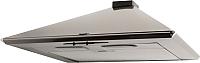 Вытяжка купольная Akpo Soft 60 WK-5 с коробом (нержавеющая сталь) -