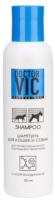 Шампунь для животных Doctor VIC Для собак и кошек с хлоргексидином 4% (150мл) -