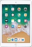 Планшет Apple iPad 2018 32GB LTE / MR6P2 (серебристый) -