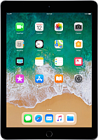 Планшет Apple iPad 2018 32GB Wi-Fi / MR7F2 (серый космос) -