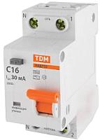 Дифференциальный автомат TDM SQ0202-0504 -
