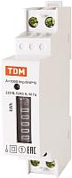 Счетчик электроэнергии электронный TDM SQ1105-0020 -