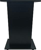 Подставка для аквариума eGodim 50x29x75 (черный) -