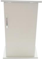 Тумба для аквариума eGodim 50x29x75 (белый) -