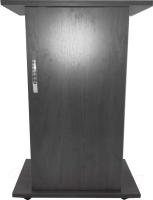 Тумба для аквариума eGodim 63x31x75 (черный) -