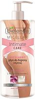 Гель для интимной гигиены Bielenda Мицеллярное ср-во д/интимной гигиены роза+молочная кислота (300мл) -