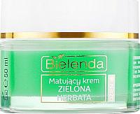 Крем для лица Bielenda Зеленый чай от жирного блеска дневной (50мл) -