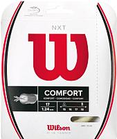 Струна для теннисной ракетки Wilson NXT 17 / WRZ942900 -