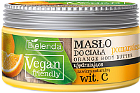 Масло для тела Bielenda Vegan Friendly апельсин (250мл) -