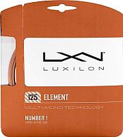 Струна для теннисной ракетки Wilson Element 125 Set / WRZ990105 -