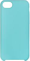 Чехол-накладка Volare Rosso Soft Suede для iPhone 7 / 8 (мятный) -