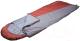 Спальный мешок Huntsman Эксперт Дюспо Серый/Терракотовый (0°) -