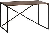Письменный стол Loftyhome Бервин 3 / BR040301 (коричневый) -