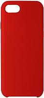 Чехол-накладка Volare Rosso Soft Suede для iPhone 7 / 8 (красный) -