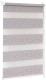 Рулонная штора Delfa Сантайм День Ночь Декор СРШ-01МК 45020 (34x160, арабески) -