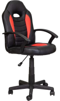 Кресло геймерское Седия Race (красный/черный) -