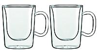 Набор кружек Luigi Bormioli Thermic Glass / 10972/01 (2шт) -