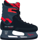 Коньки хоккейные Ice Blade Boost (р-р 41, красный) -